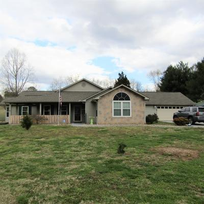 Campbell County Single Family Home For Sale: 152 Morning Star Lane