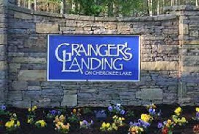 Grainger Landing Residential Lots & Land For Sale: Lot 57 Blount Circle