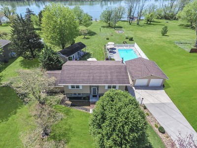 Single Family Home For Sale: 312 Lakeview Cove Drive