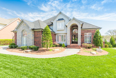 Knoxville Single Family Home For Sale: 1851 Greywell Rd