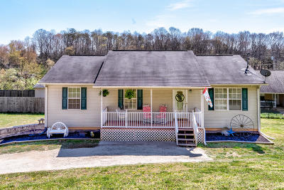 Campbell County Single Family Home For Sale: 785 Butter And Egg Rd
