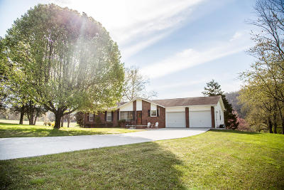 Anderson County, Campbell County, Claiborne County, Grainger County, Union County Single Family Home For Sale: 100 Tracy Allison Lane
