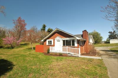 Madisonville Single Family Home For Sale: 759 Old Tellico Highway