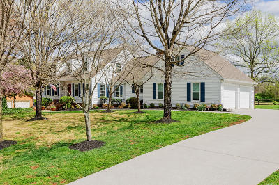 Maryville Single Family Home For Sale: 1102 Turnberry Lane