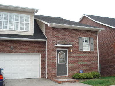 Knoxville Condo/Townhouse For Sale: 8615 Ashbourne Way
