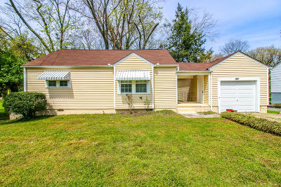 Knoxville Single Family Home For Sale: 2417 Emoriland Blvd