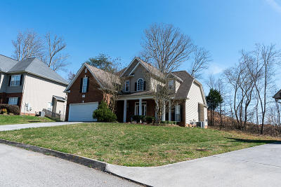 Knoxville Single Family Home For Sale: 3218 Rolling Hills Lane