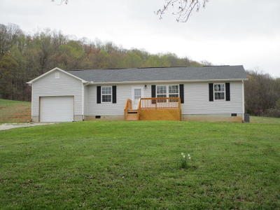 Grainger County Single Family Home For Sale: 652 Collins Rd