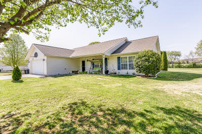 Maryville Single Family Home For Sale: 115 Modell Way