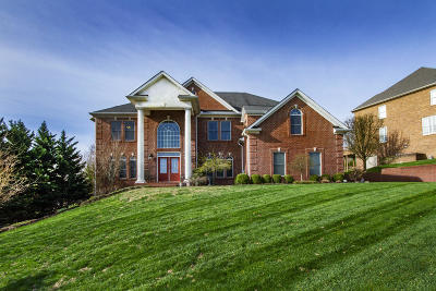 Knox County Single Family Home For Sale: 426 Saddle Ridge Drive