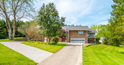 Sevierville Single Family Home For Sale: 1935 Valley Woods Drive