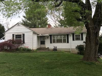 Blount County Single Family Home For Sale: 414 Melrose St