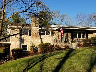 Powell Single Family Home For Sale: 7925 Ewing Rd
