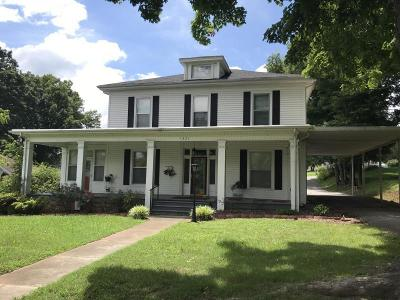 Monroe County Single Family Home For Sale: 1221 N Main St