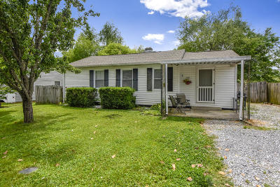 Maryville Single Family Home For Sale: 109 Norris Ave