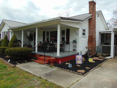 Single Family Home For Sale: 706 Chester Ave.
