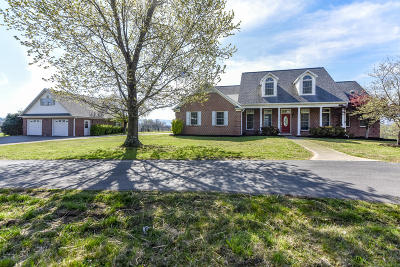 Blount County Single Family Home For Sale: 3632 Wildwood Rd