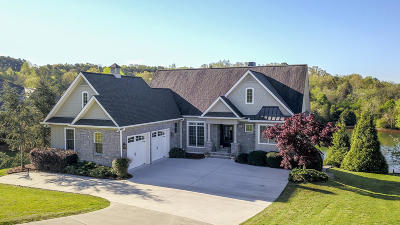 Maryville Single Family Home For Sale: 123 Indian Shadows Drive