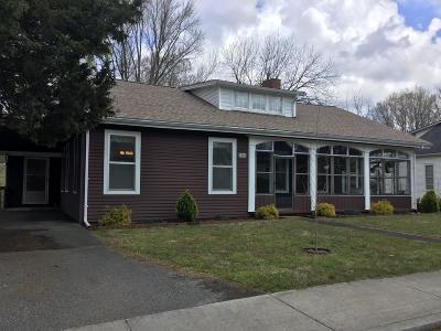 Sweetwater Single Family Home Pending - Continue To Show - F: 306 McCaslin Ave