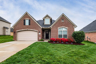Knoxville Single Family Home For Sale: 1748 Avashire Lane