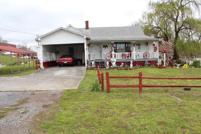 Madisonville Single Family Home For Sale: 221 Carson St