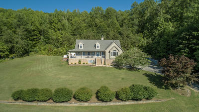 Single Family Home For Sale: 481 Emory River Rd