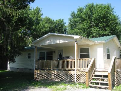 Crossville Single Family Home For Sale: 467 Dillon St