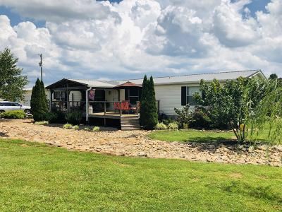 Tellico Plains Single Family Home For Sale: 212 Dunn Rd