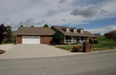 Madisonville Single Family Home For Sale: 135 Old Hickory Circle
