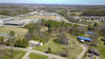 Maryville Residential Lots & Land For Sale: 611 William Blount Drive