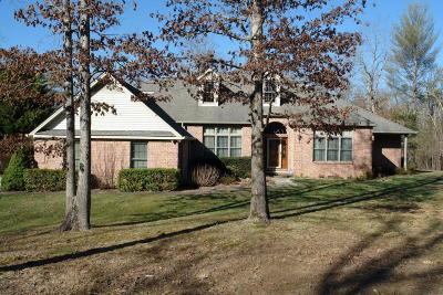 Crossville Single Family Home For Sale: 160 Basses Creek Lane Off Lane