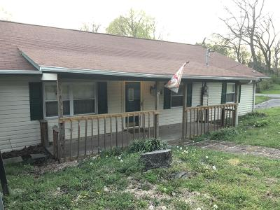 Lenoir City Single Family Home Pending - Continue To Show: 220 W Hills Drive