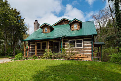Knoxville Single Family Home For Sale: 9421 Tedford Lane