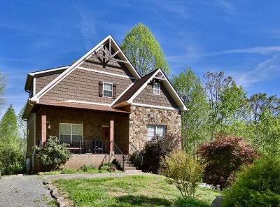 Single Family Home For Sale: 152 Pine Hill Rd