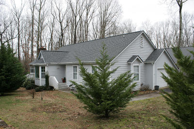Fairfield Glade Single Family Home For Sale: 17 Hickory Cove Lane