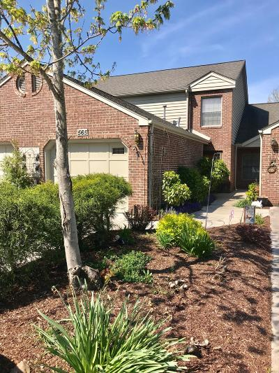 Sevier County Condo/Townhouse For Sale: 565 Sunrise Circle