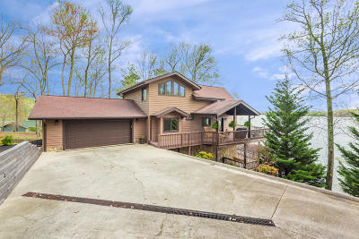 Single Family Home For Sale: 115 Overlook Drive