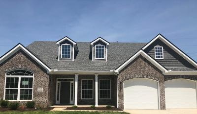Maryville Single Family Home Pending - Continue To Show: 919 Springwood Lane