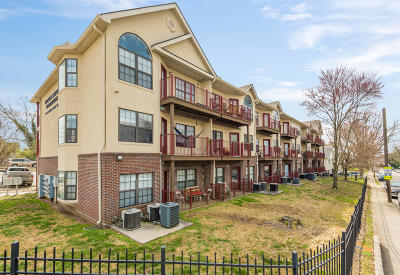 Knoxville Condo/Townhouse For Sale: 2201 Franklin Station Way #Apt 206