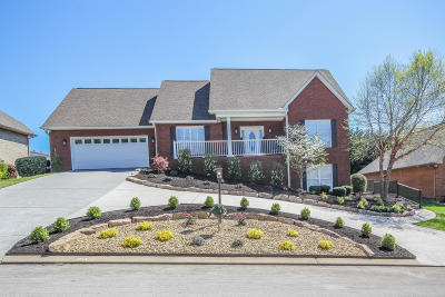 Blount County Single Family Home For Sale: 525 Crooked Stick Drive