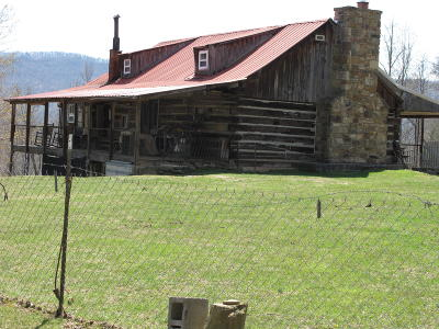Pioneer Single Family Home For Sale: 6184 Hwy 297 N W Of