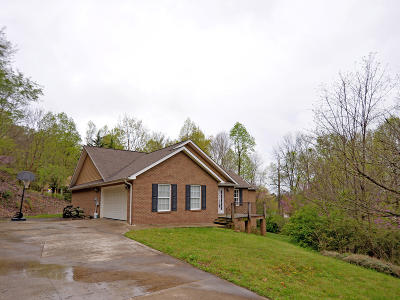 Knoxville Single Family Home For Sale: 3621 Stoneridge Drive
