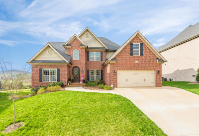 Knox County Single Family Home For Sale: 12114 Poplar Meadow Lane