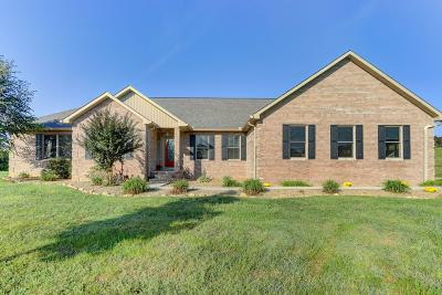 Cocke County Single Family Home For Sale: 925 Edenwood Way