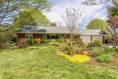 Knoxville Single Family Home For Sale: 5403 Holston Drive