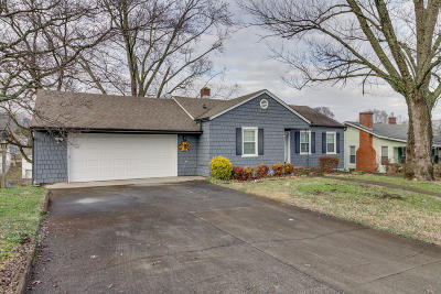 Knoxville Single Family Home For Sale: 941 Maynard Ave