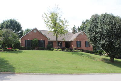 Blount County Single Family Home For Sale: 1911 Wimbledon Blvd