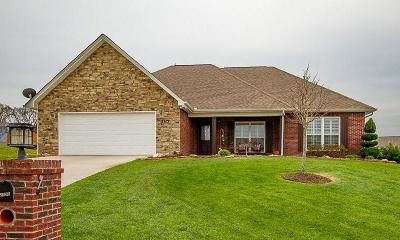 Maryville Single Family Home For Sale: 2103 Griffitts Mill Circle