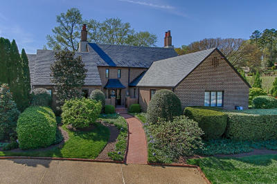 Knoxville Single Family Home For Sale: 2202 Lake Lane
