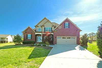 Knoxville Single Family Home For Sale: 600 Balmoral Lane